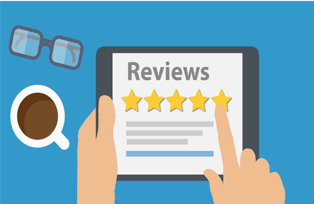 cara menulis review